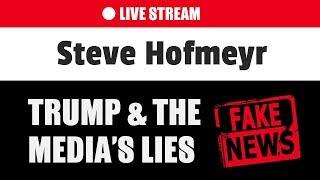 Steve Hofmeyr - The media's lies   Donald Trump on South Africa