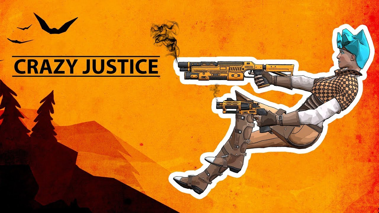 Crazy Justice - FIG Trailer