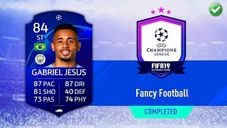 FANCY FOOTBALL SBC! (CHEAPEST SOLUTION) | FIFA 19 Ultimate Team