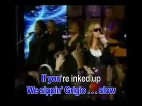 Migrate - Mariah Carey feat. T-Pain (Karaoke)