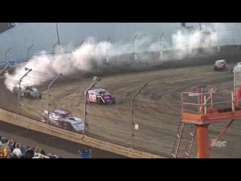 Kokomo Speedway | 10.15.16 | Kokomo Klash X | Modifieds | Heat 7
