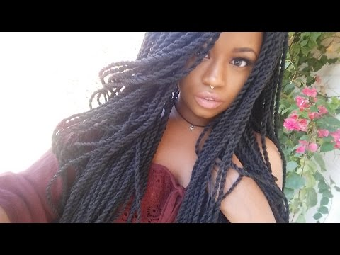 It's A Wig Crochet Braid Senegal Twist Review