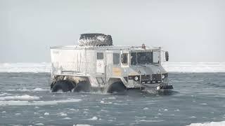 Бурлак в Карском море