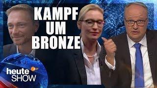 FDP oder AfD – wer wird drittstärkste Kraft im Bundestag?