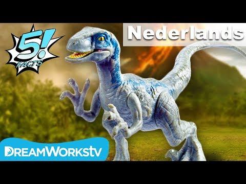 5 Feiten over dinosaurussen | Jurassic World presenteert 5 feiten