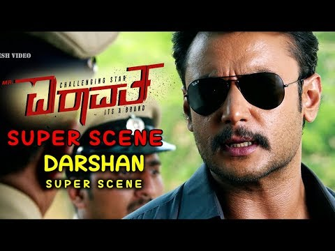 Darshan Movies | Rowdy's attack common people Kannada Scenes | Mr.Airavatha Kannada Movie
