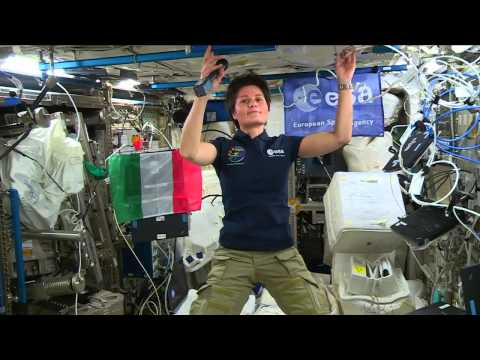 European Space Station Crew Member Discusses Life in Space w