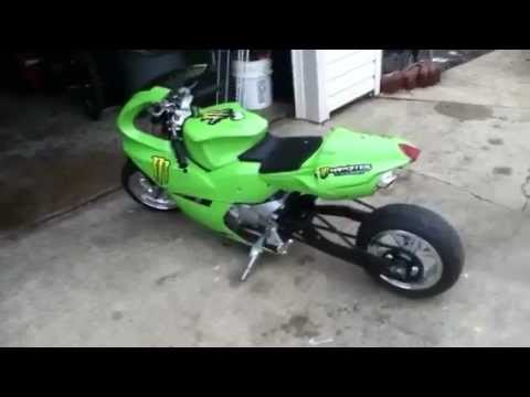 X19 cr dominator bike