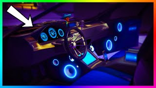GTA 5 DLC Update Secret & Hidden Lowrider Features/Changes You Might Not Know About! (GTA 5)