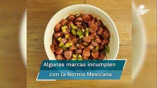 El problema es que 28 productos contienen menos de 9.5% de proteína que pide la Norma Mexicana; hay alto contenido de grasa, calorías y contienen soya, advierten