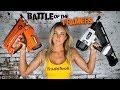 LET'S TALK FRAMERS: Gas vs Pneumatic vs Cordless