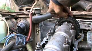 видео Коленвал ВАЗ 2106: причины и порядок замены