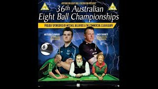 AEBF Nationals 2019 Mens Singles Round 2 Last 64