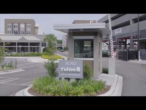 SCAD Residence Hall Tour: The Hive