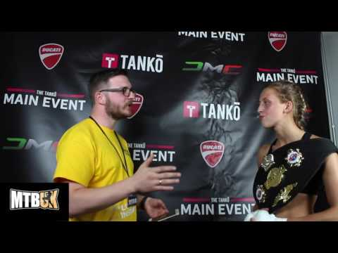 New ISKA British Champion Dakota Ditcheva interview from Tankō Main Event