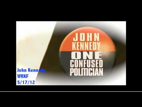 John Kennedy - Still One Confused Politician