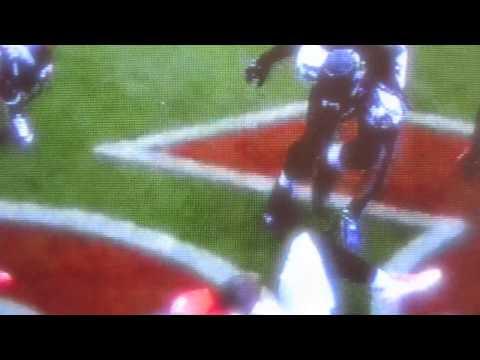 Darian Stewart interception to win denver over baltimore