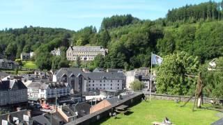 Belgia, Zamek w La Roche en Ardenne