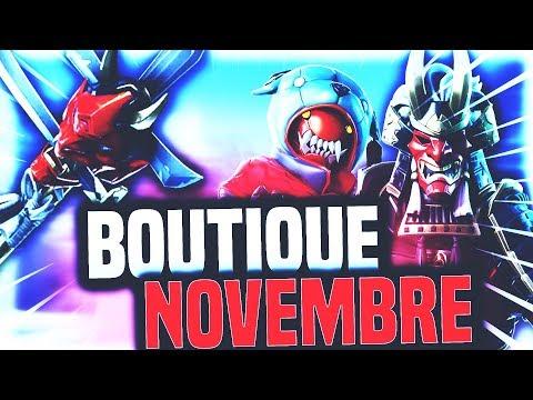 boutique-fortnite-13-novembre-2018---item-shop-november-13-2018-!