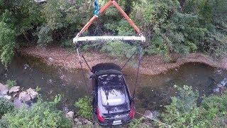 Nissan 350Z FAIL!!!   Goin' Fishin' Again