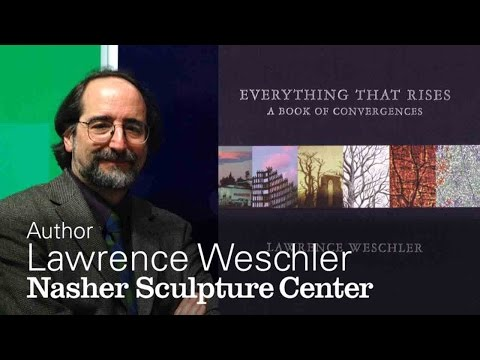 Extraordinary Convergences in Life and Art: Author Lawrence Weschler