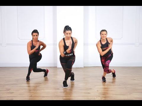 20 Minute Strong By Zumba Cardio And Full Body Toning Workout Youtube