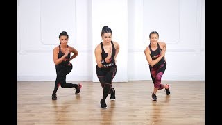 20-Minute STRONG by Zumba Cardio and Full-Body Toning Workout