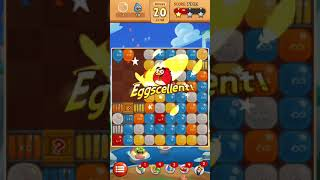 Angry Birds Blast: Level 48
