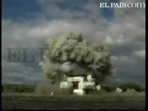 EJERCITO DE ESPAÑA-PRUEBA MISIL TAURUS SUDAFRICA 2009