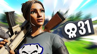 Fortnite Arena, But I NEVER MISS... 🤯 (w/ OWL & Antthepiffman)   Bugha