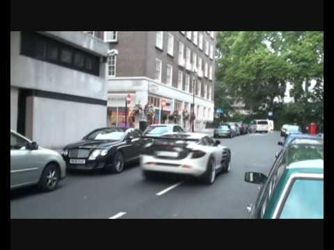 CRAZY Hamann Volcano SLR + Hamann Tycoon X6 in London