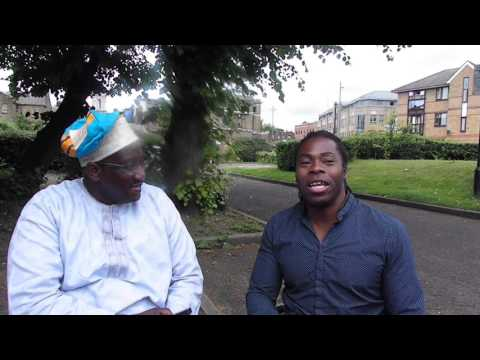 Ade Adepitan Interview