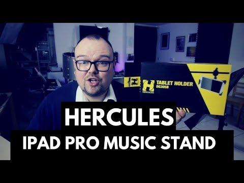 iPad Pro Music Stand?