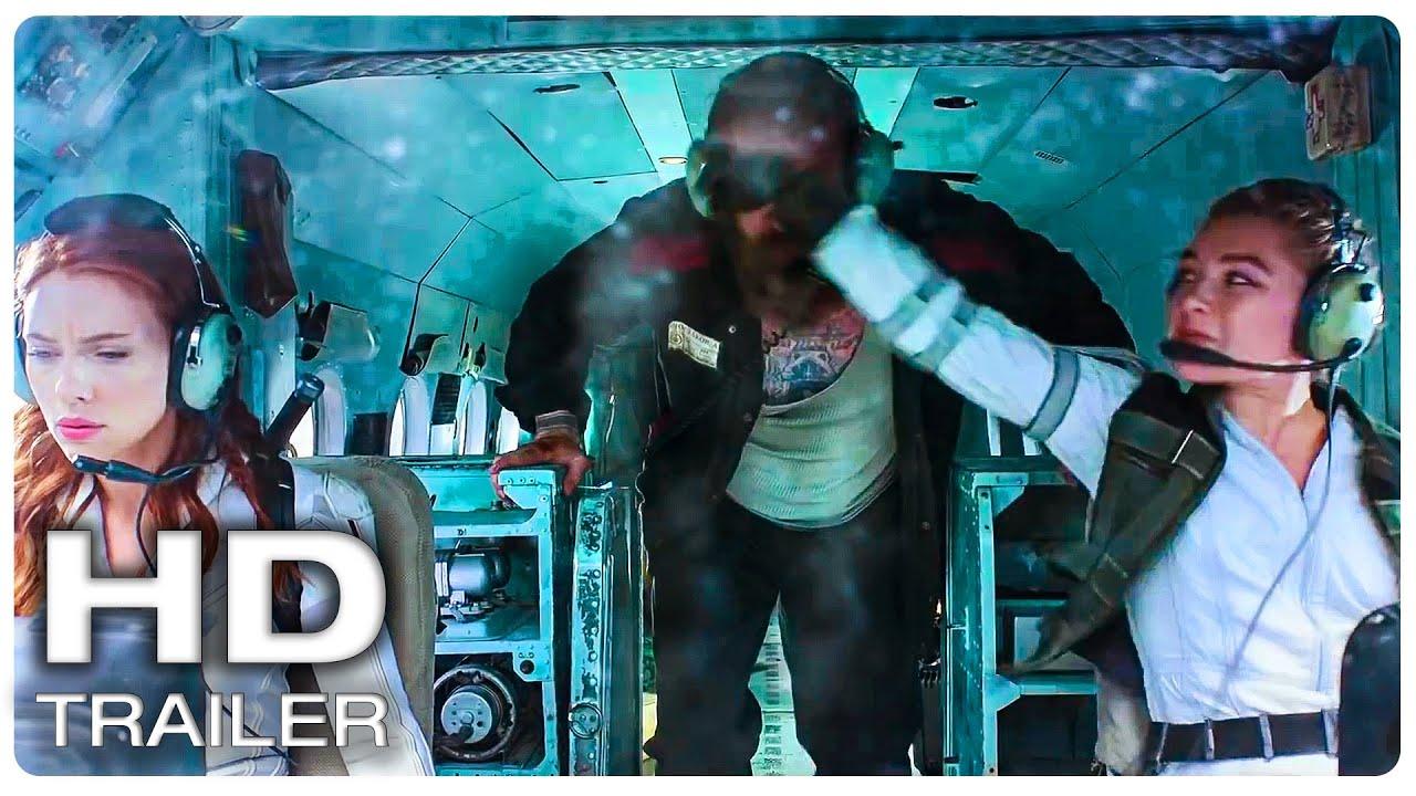 "BLACK WIDOW ""Daughter Slaps Father"" Trailer (NEW 2021) Superhero Movie HD"