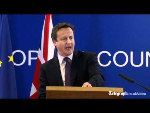 David Cameron: Britain