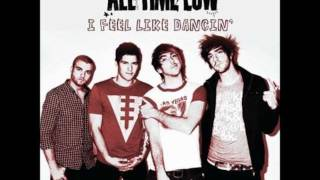 All Time Low - I Feel Like Dancin' w/Lyrics