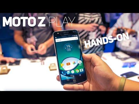 Moto Z Play első benyomások @ IFA 2016