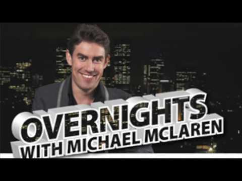 2GB's Michael McLaren mistreating a caller