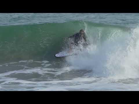 Mucho Aloha x Almond R-Series Surfboard