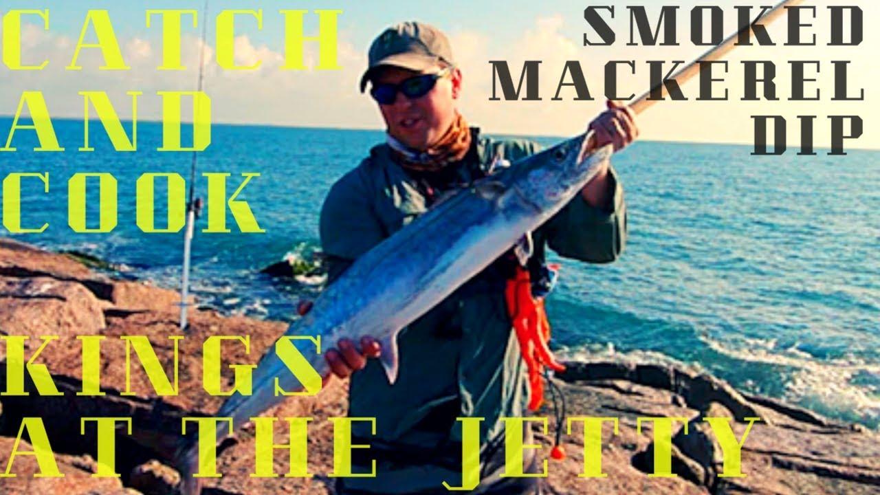 Smoked spanish mackerel dip recipe