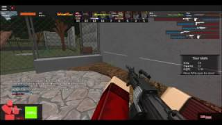 Roblox Gun Game (NEW LAPTOP)