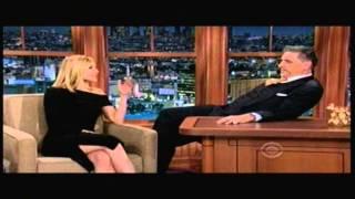 Kristen Bell - Craig Ferguson  03 13 2014