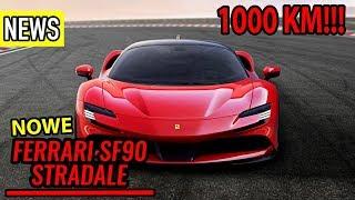 Nowe Ferrari SF90 Stradale, BMW serii 1, Skoda Octavia- #224 NaPoboczu