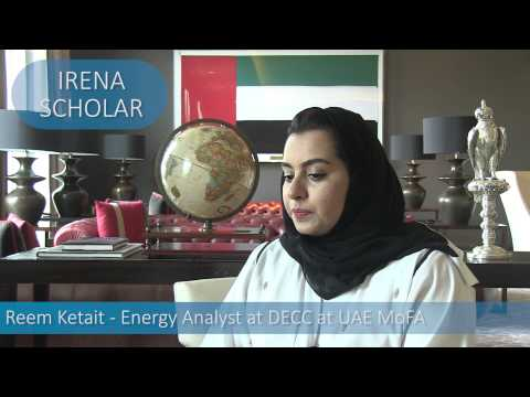 IRENA Staff and Masdar Alumni on the IRENA Headquarters