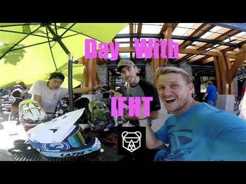 Day With IFHT:Matt Dennison-Whistler