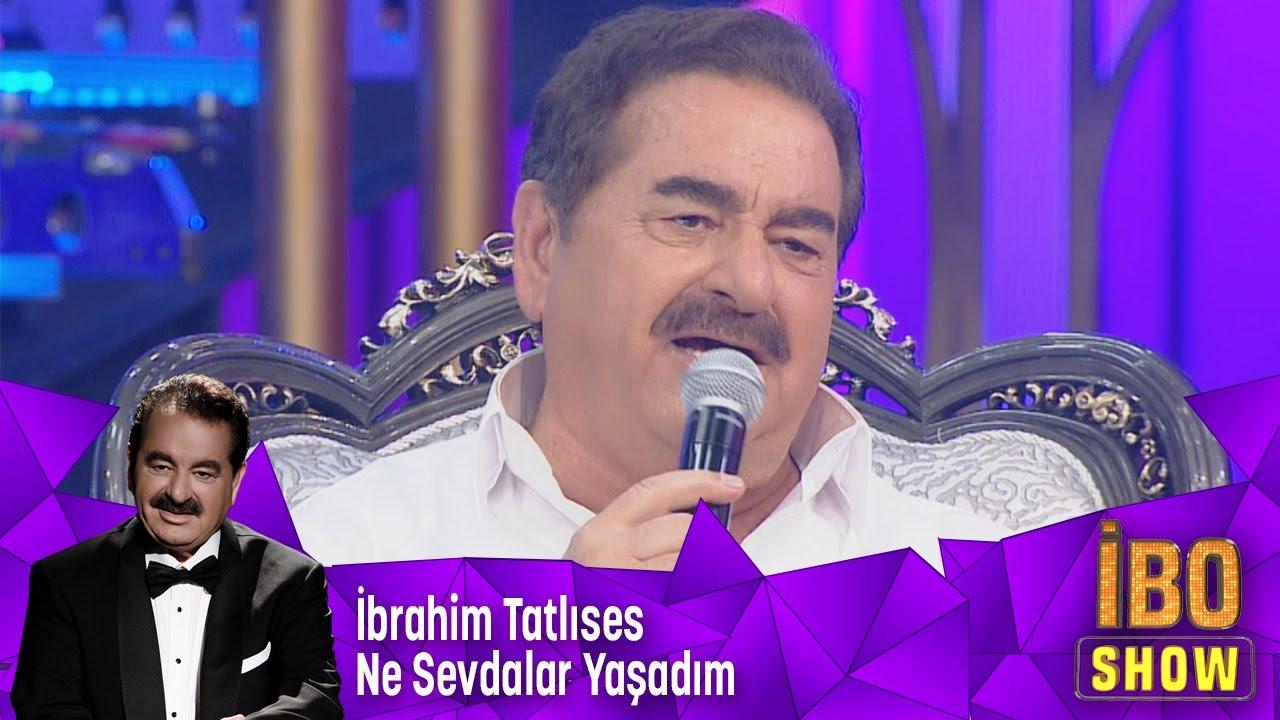 Ibrahim Tatlises-Ne Sevdalar Yaşadım-Kurdish-#iboshow