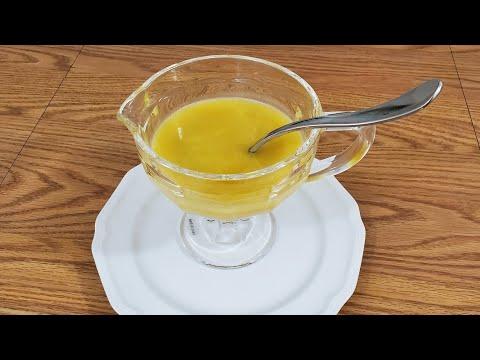 طريقة-تحضير-صلصة-السلطة-بالخل-والعسل-easy-delicious-honey-vinaigrette-dressing-recipe