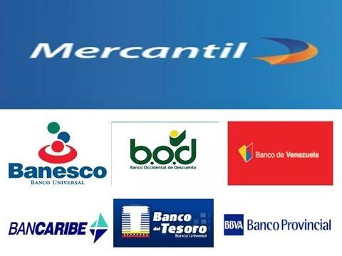 Banco mercantil como realizar transferencias a otros for 0banco de venezuela