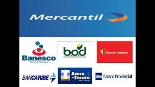 Banco mercantil: Como realizar transferencias a otros bancos nacionales por mercantil en linea. 2018