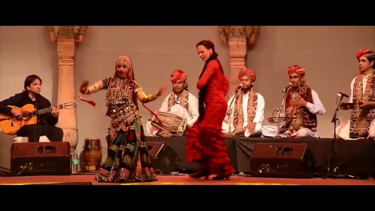 Indian Flamenco